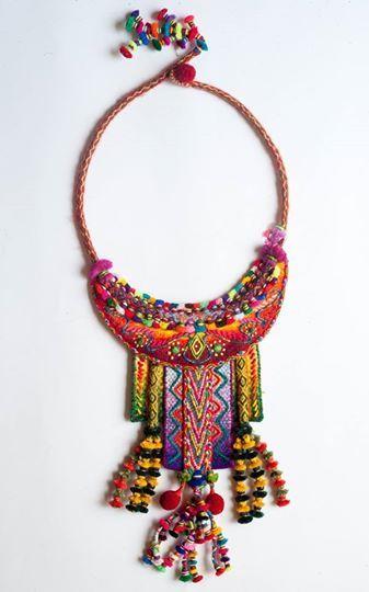 Sarah McInnes, Puchka Textiles