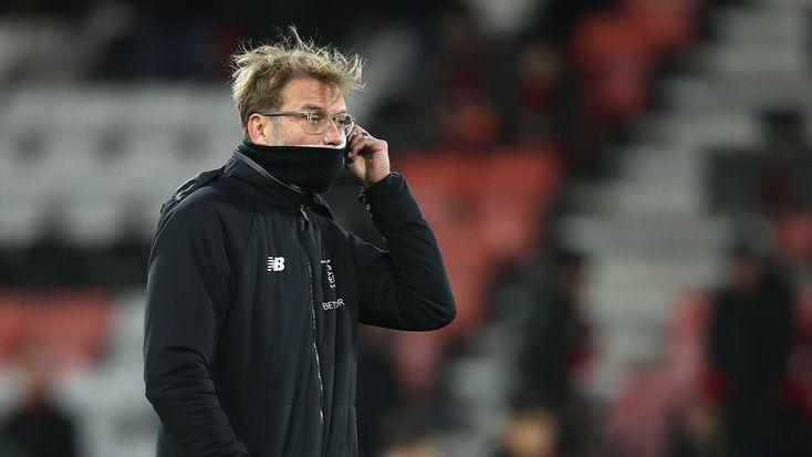 Liverpool boss Jurgen Klopp: Nobody on pitch is not involved in defending #News #Football #JurgenKlopp #Liverpool #Soccer