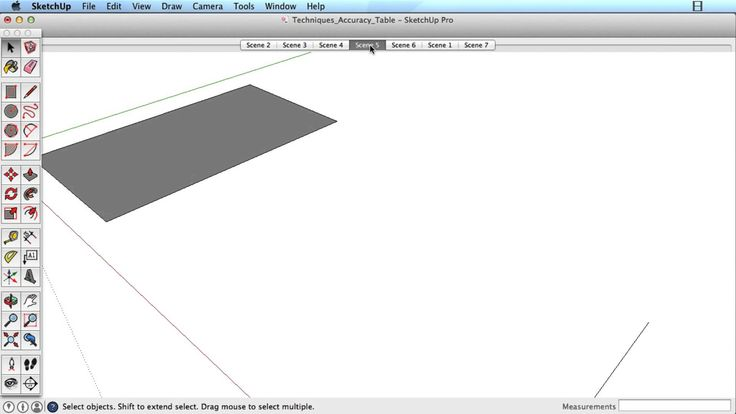 Cool SketchUp Training Series: Accuracy