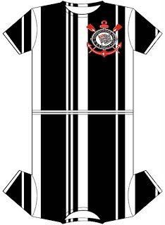 AQUARELINHA: Kit Futebol( Corinthians)