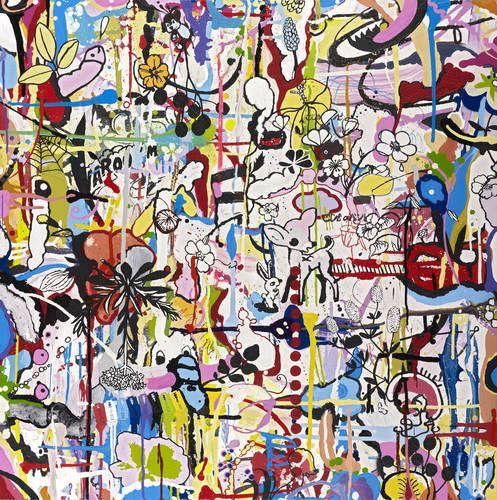 Dan Baldwin | Art | Jungle Fever