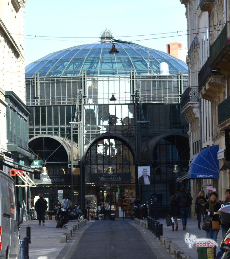 Bordeaux, destination touristique qui monte – blog lysbooking Marché des Grands Hommes - crédit photo Lysbooking