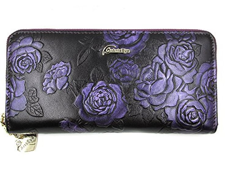 Discount Looking For With Credit Card Cheap Online Leather Statement Clutch - Purple Owl by VIDA VIDA Sale Latest JCHhJcH