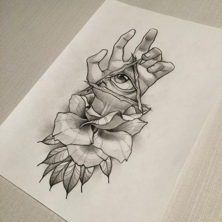 Design up for grabs. For bookings email: klaushubertattoo@gmail.com #tattoo #ink #inked #inkstagram #instagood #instalike #inkedgirls #picoftheday #photooftheday #rose #eye #design #drawing #sydneytattoo #sydneytattooist #sydney #art #artist #neotrad #newtattoo #neotradsub #neotraditional