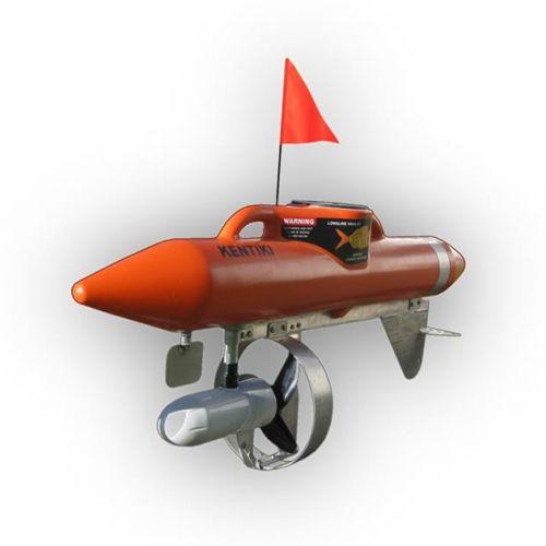 Kontiki long hook line-Electric torpedo & winch-KENTIKI-fishing