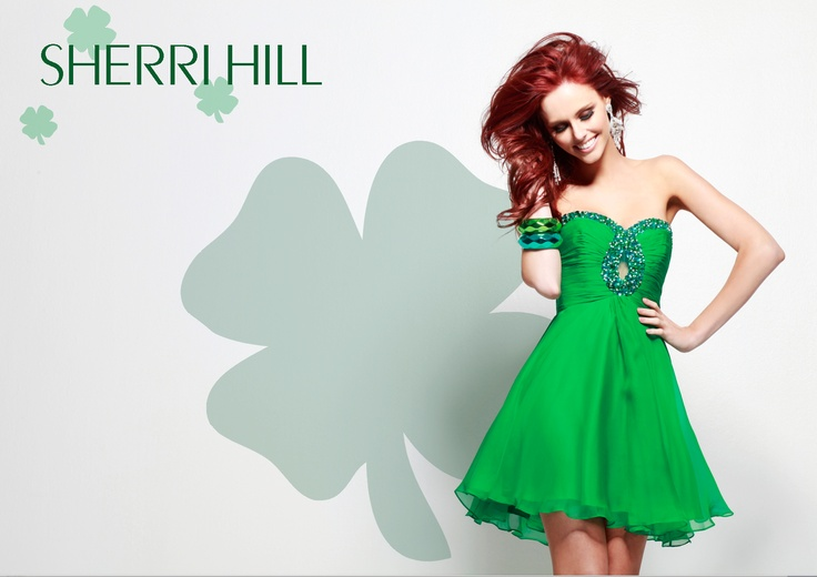 St. Patrick's Day is a day of Irish food, drinks and fun. Dress up this boy and girl among the dresses, shoes, accessories you have and have fun.; St Patrick /5().