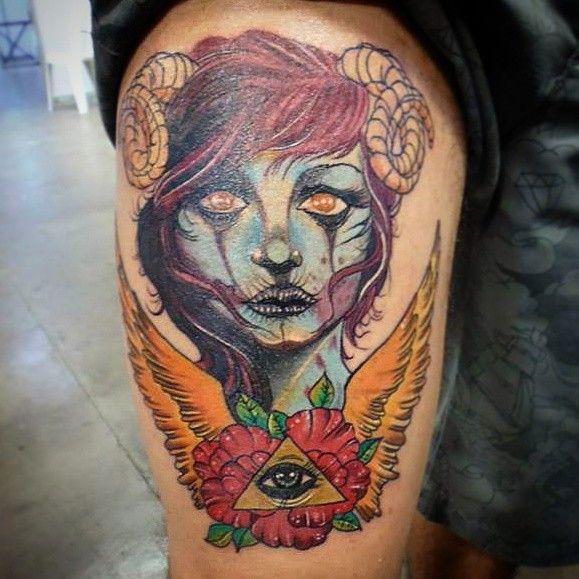 Artista: @guerratattoo  Citas disponibles Whatsapp: 3136647197 Tel: 342 8334  #TATTOO #tattoolife #Tattooing #TATUADOR #tatuaje #TATTOOER #trabajo #diseño #design #ink #tatuado #pasion #blackandgrey #tattooshop #piercing #piercer #fusionink #dynamicink #eternalink #traditionaltattoo #realismosombras #swashdrive #medellin #colombia #tatuajes #neddle #profesionaltattoo #RESIDENTESTATTOO