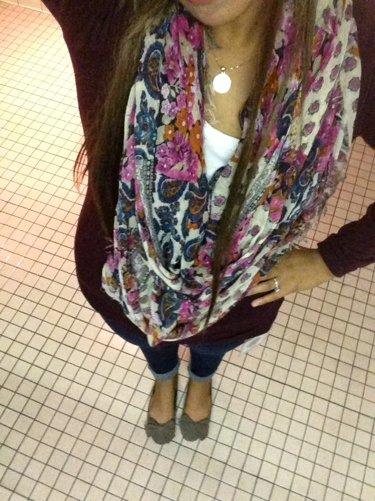 Classy fall look for work!(: #casual Friday