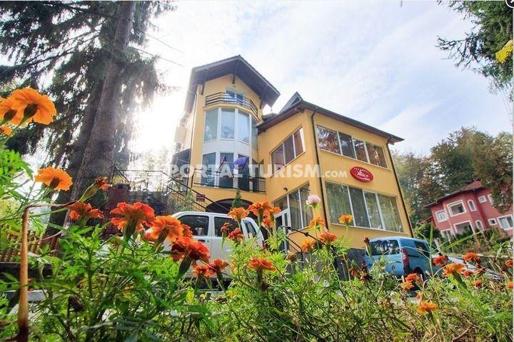 Hotel Alice - Baile Olanesti, Valcea, Valea Oltului - Portal Turism