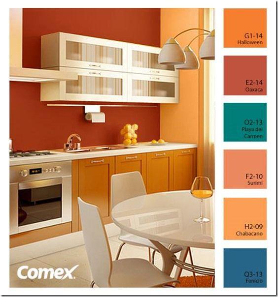 Muestrario de pinturas de espacios interiores buscar con for Gama de colores para interiores