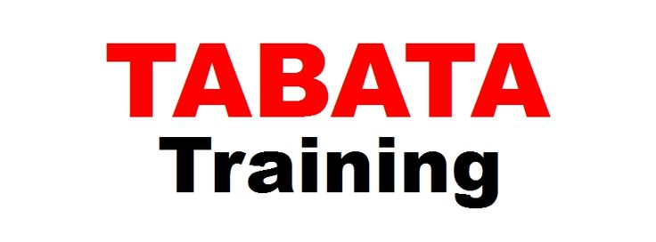 We used the Tabata training method in gym class this week. It was challenging but rewarding.