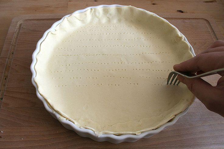 quiche-dough