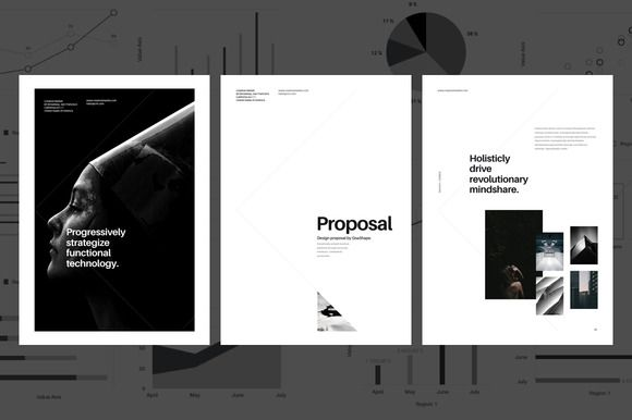 A4 Keynote Presentation for Print by GoaShape on @creativemarket
