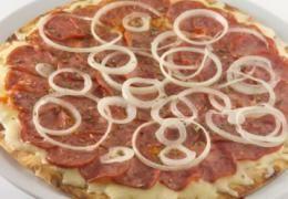 Miniatura do Pizza Calabresa