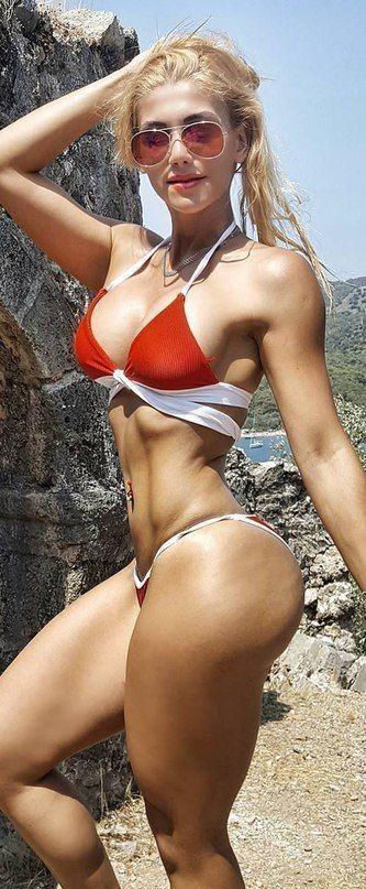 Hot Bikini - Only Ripped Girls
