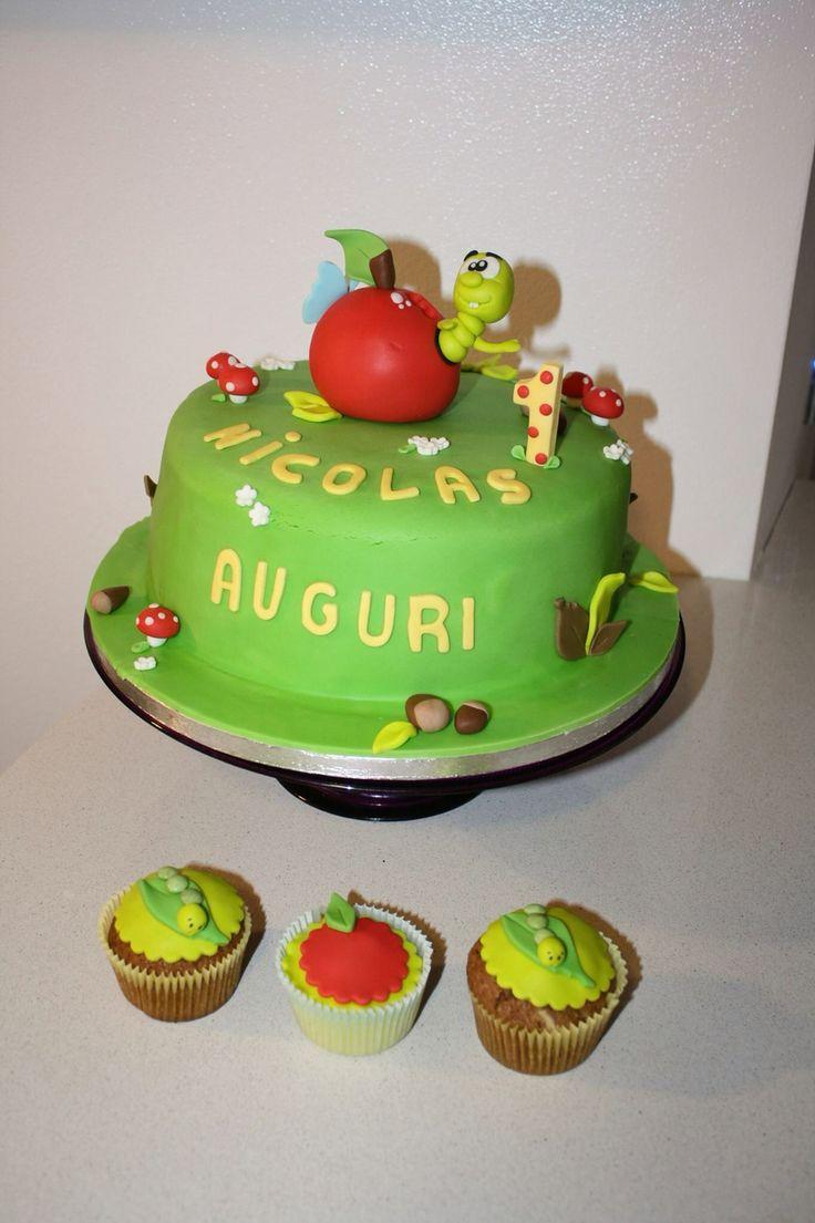 Bruco cake