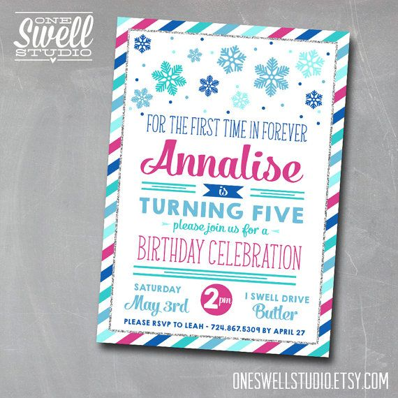428 best Party Party images on Pinterest Invitation design, Baby - birthday party invitation format