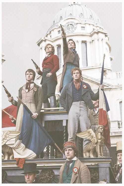 children of the barricade
