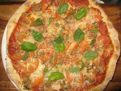 Pizzamaakarin Ooppera Kotikokki.netin nimimerkki Ziberian reseptillä