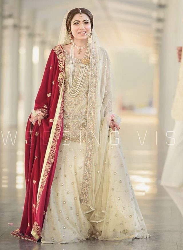 Matchedz Com Nbspmatchedz Resources And Information Nikah Dress Bridal Dresses Pakistan Nikkah Dress