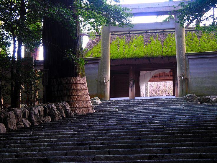 2015年の初詣は、式年遷宮を迎えた伊勢神宮で決まりっ♪|MERY [メリー]