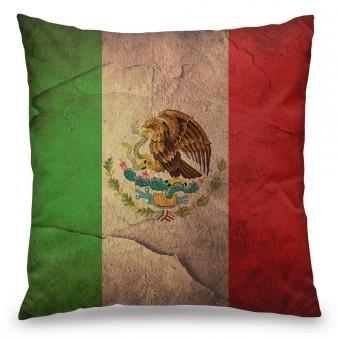 Almofada Bandeira do México - R$ 47,00