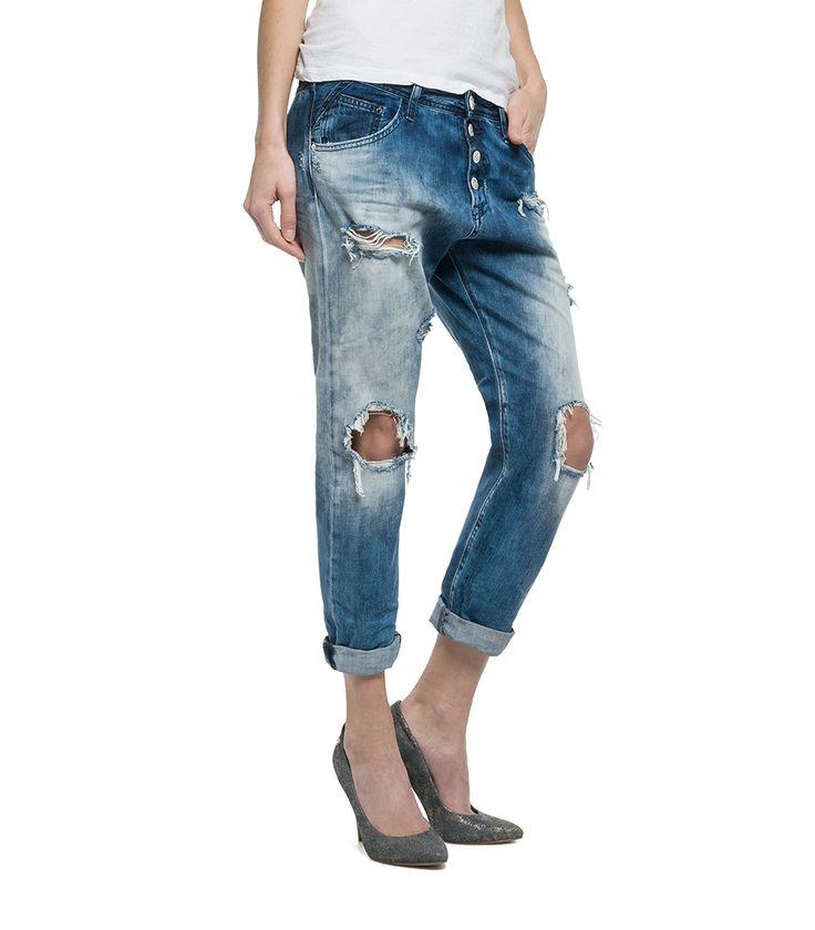 Pilar boyfit jeans - Replay