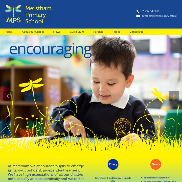 http://www.merstham.surrey.sch.uk - We've just launched the new Merstham Primary School website. ‪#‎webdesign‬ ‪#‎Reigate‬ ‪#‎Redhill‬ ‪#‎Merstham‬ ‪#‎Horley‬