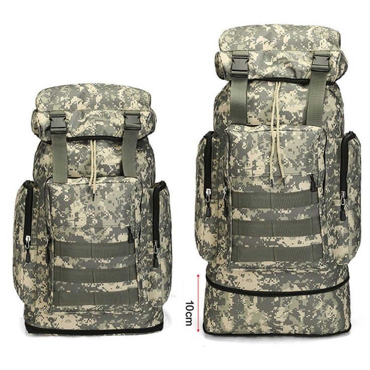 Molle Tactical Military Rucksack Waterproof Hiking Hunting Backpacks Camouflage Outdoor Bag //Price: $67.99 & FREE Shipping //     #tacticalgear #survivalgear #tactical #survival #edc #everydaycarry #tacticool #hunting #camping #outdoors #pocketdump #knives #knifeporn  #knife #army #gear #freedom #knifecommunity #airsoft