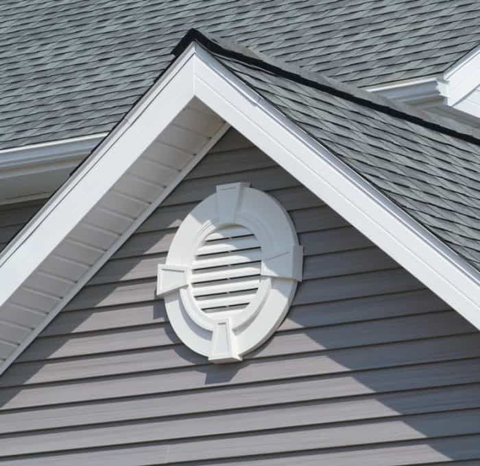 Different Types Of Attic Vents Gable Vents House Exterior