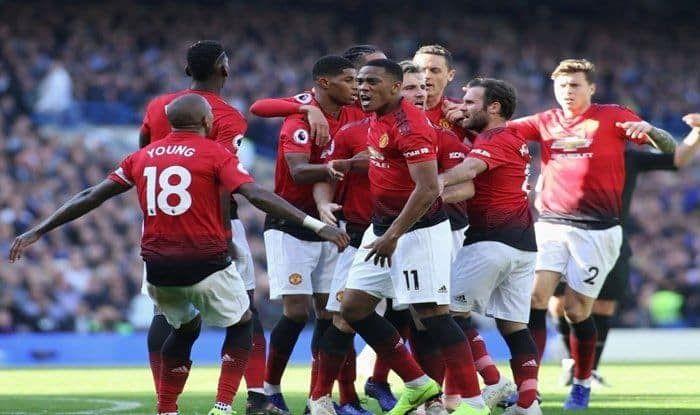Premier League 2018 19 Manchester United Vs Everton Live Manchester United Vs Everton In 2020 Manchester United Fans Manchester United Liverpool Vs Manchester United