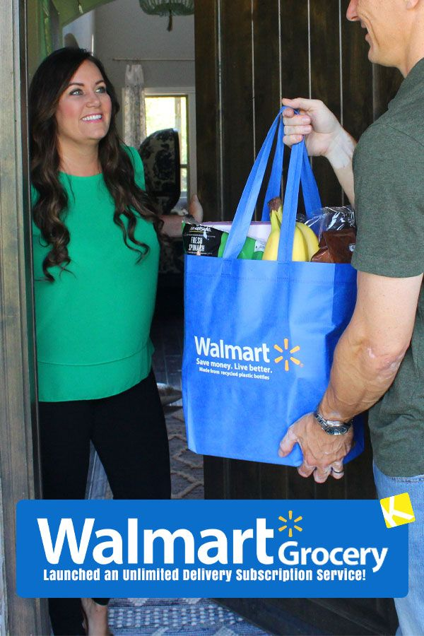 Walmart Grocery Just Launched An Unlimited Delivery Subscription