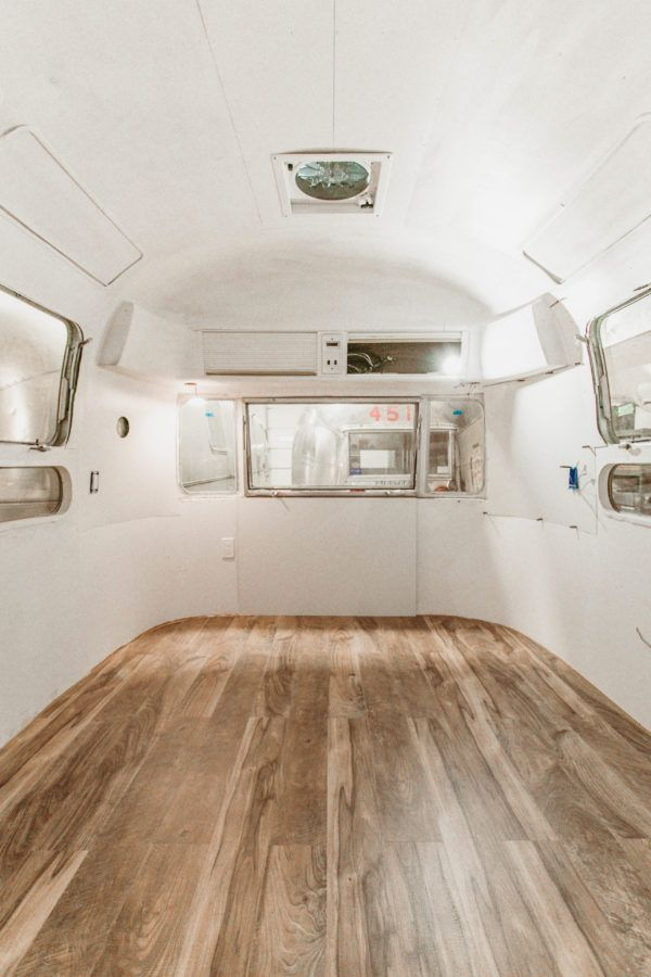 Small Motorhome Remodel