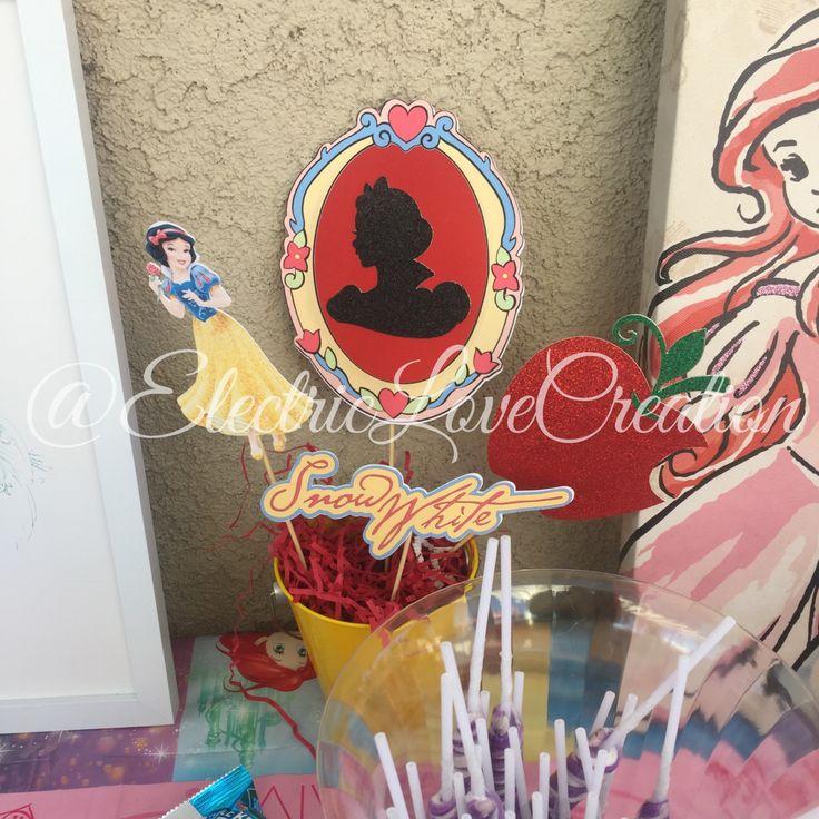 Best ideas about snow white centerpiece on pinterest