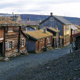 Røros Mining Town and the Circumference, Norway/Unesco