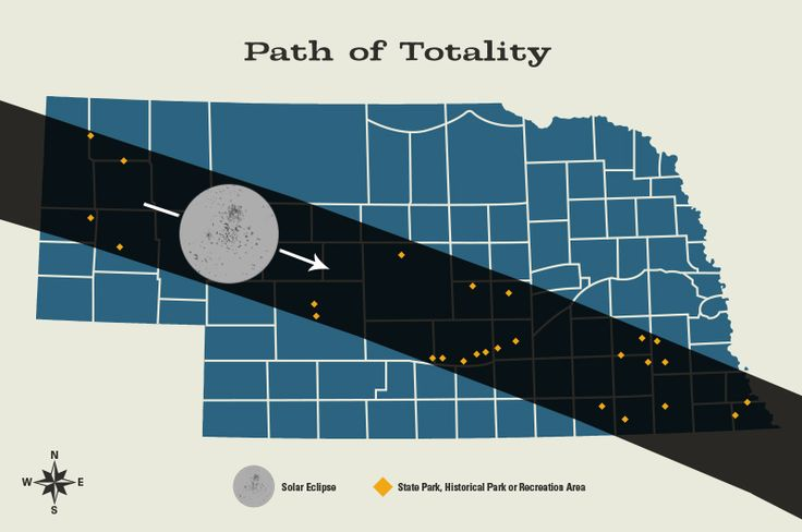 On Aug. 21, 2017, millions of people from across the world will gather to witness one of nature's most breathtaking sights: a total solar eclipse. The last one spotted in the continental United States took place in 1979. This one will carve a path across the entire country – and Nebraska happens to be a …