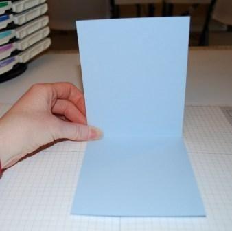 onesie card tutorial