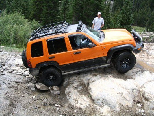 Looking for a certain roof basket. - Jeep Liberty Forum - JeepKJ Country