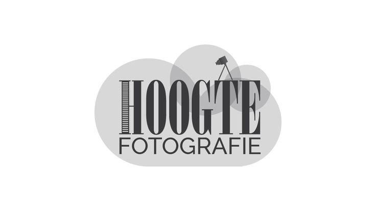 Logo design voor een fotograaf die gespecialiseerd is in het maken van foto's van grote hoogte.