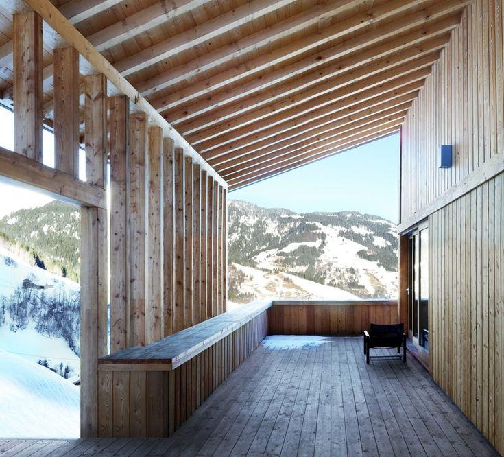 107 best prix national de la construction bois images on for Prix construction chalet bois montagne