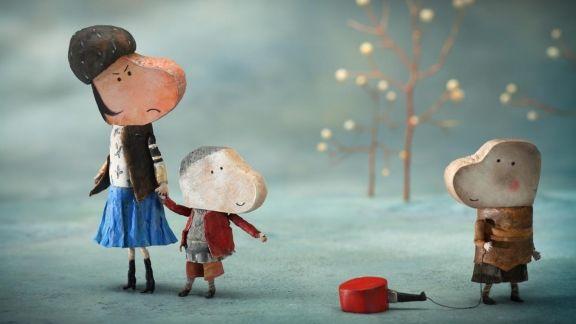 Voici une belle adaptation du livre la petite casserole d'Anatole, très touchant. Éric Monchaud
