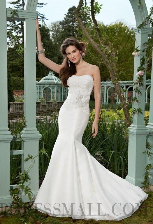 103 best Mermaid Wedding Dresses images on Pinterest   Bridal gowns ...