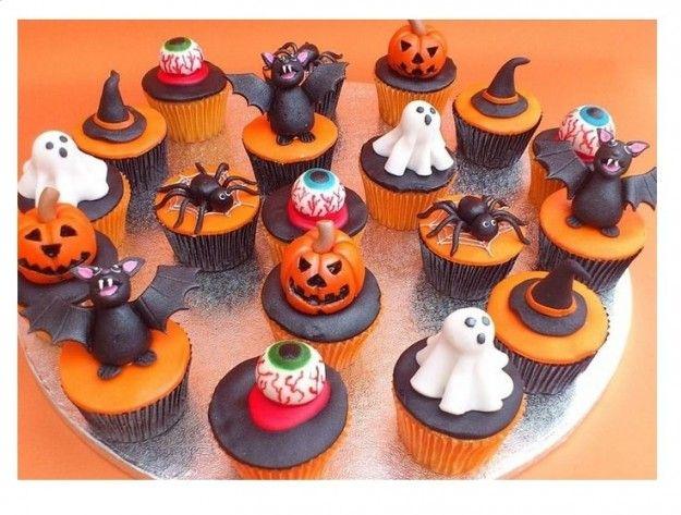 I muffin di Halloween