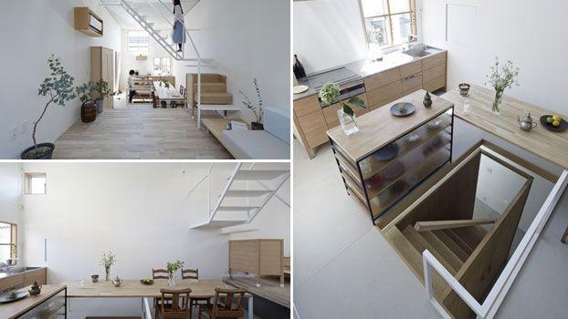 Ristrutturare casa in stile giapponese