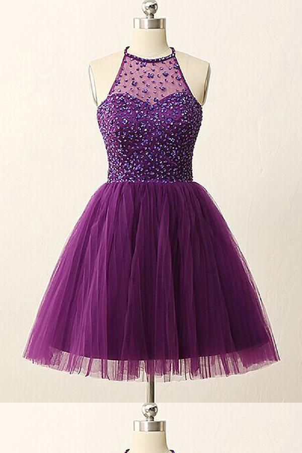 d97e9ed322a Hot Sale Great Open Back Homecoming Dress