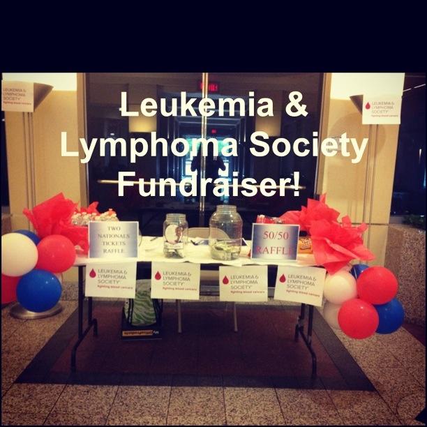leukemia lymphoma society fundraiser