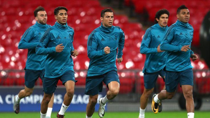 Scouting report – Hurting Real Madrid in focus ahead of Tottenham clash #News #CristianoRonaldo #Football #RealMadrid #Sport