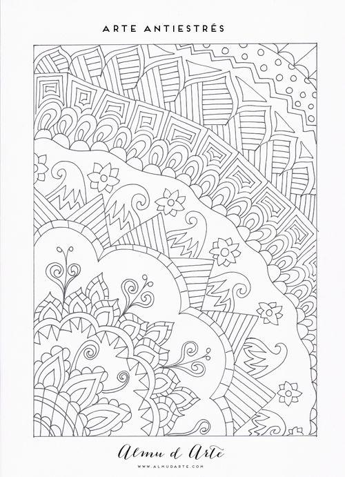 Resultado de imagen para dibujos para el estres | artemania ...