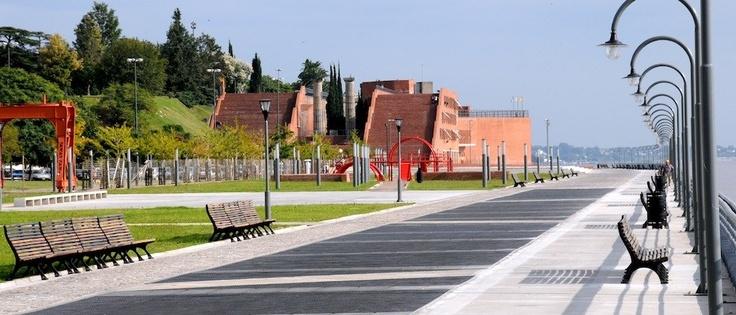 Parque España - Rosario - Argentina