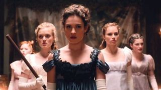 RECENT WATCH: PRIDE AND PREJUDICE AND ZOMBIES